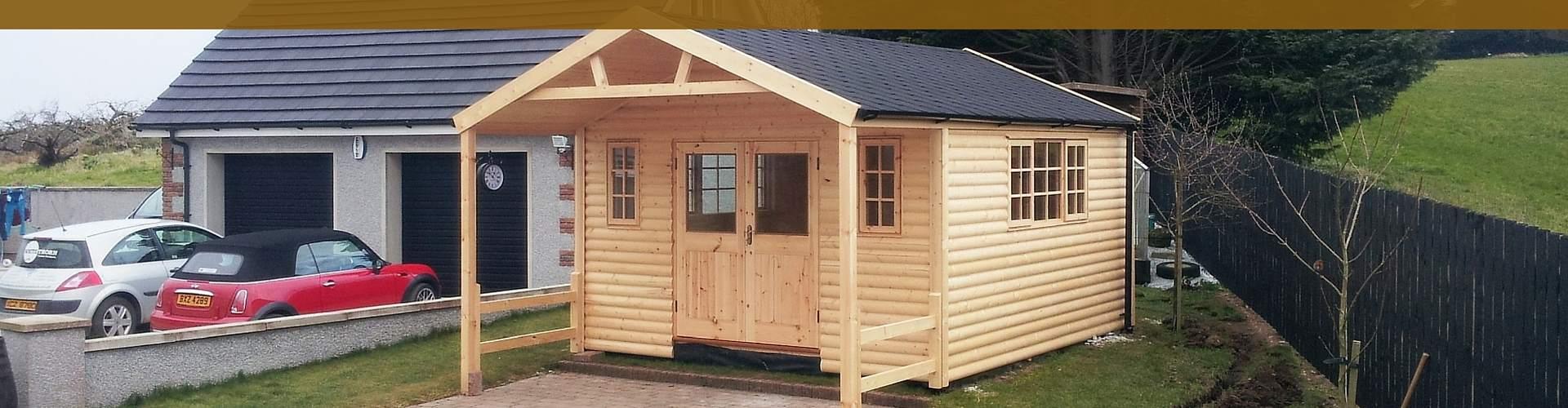 Garden Lodges - Garden Rooms NI