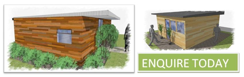 Garden Rooms ni design enquiry